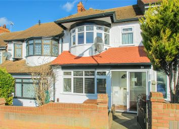 Thumbnail 4 bedroom terraced house for sale in Grosvenor Avenue, Chatham, Kent