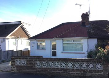 Thumbnail 3 bed bungalow to rent in Valley Road, Sompting