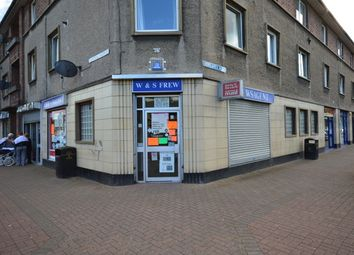Thumbnail Retail premises for sale in Newlands Road, Grangemouth