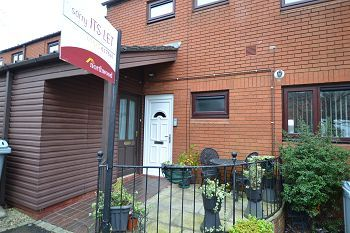 Thumbnail 1 bed flat to rent in Bransdale Way, Macclesfield, Cheshire
