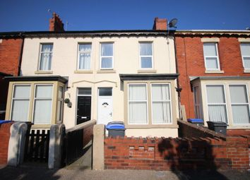 Thumbnail 3 bedroom terraced house for sale in Durham Road, Blackpool, Lancashire