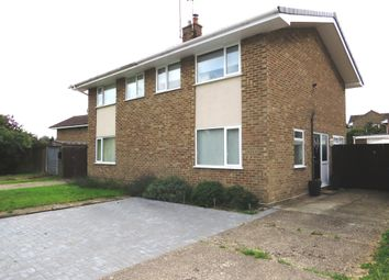 Thumbnail 3 bed semi-detached house for sale in Meadow View, Potterspury, Towcester