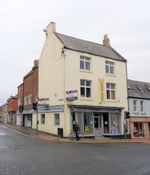 Thumbnail Retail premises for sale in Newgate Street, Morpeth