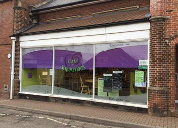 Thumbnail Restaurant/cafe for sale in Orchard Close, Norwich Road, Fakenham