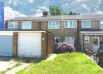 Thumbnail 3 bed terraced house to rent in Prestwick Avenue, Old Felixstowe, Felixstowe