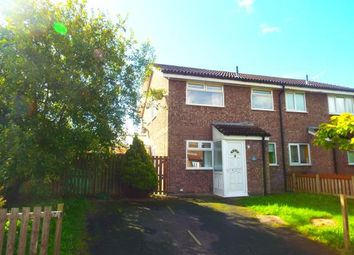 Thumbnail 1 bed semi-detached house for sale in Stonehaven Drive, Fearnhead, Warrington, Cheshire