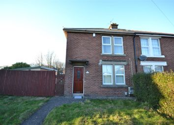 Thumbnail 2 bed semi-detached house for sale in Hinchsliff Avenue, Barry