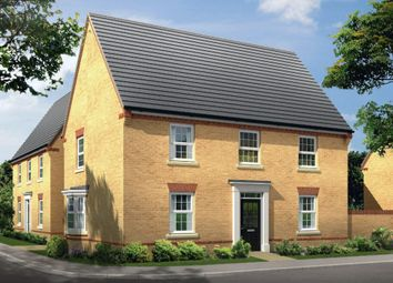"Thumbnail 4 bed detached house for sale in ""Cornell"" at Hanzard Drive, Wynyard Business Park, Wynyard, Billingham"