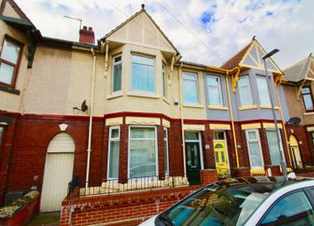 Thumbnail 4 bed terraced house for sale in Ashgrove Avenue, Hartlepool