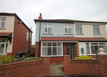 Thumbnail 3 bed semi-detached house for sale in Duke Avenue, Southport