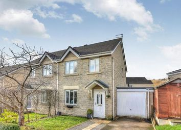 Thumbnail 3 bed semi-detached house for sale in Wood Clough Platts, Brierfield, Nelson, Lancashire