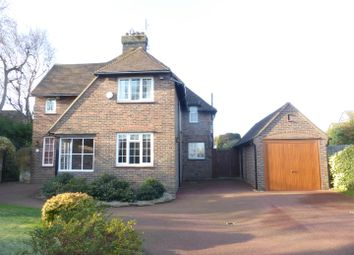 Thumbnail 5 bed detached house for sale in Richmond Road, Bexhill-On-Sea