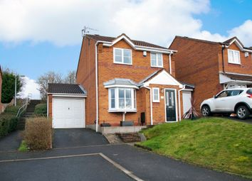 Thumbnail 3 bedroom detached house for sale in Southern Close, Kingswinford