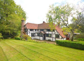 Old Orchard, Bedham, Fittleworth RH20. 4 bed detached house