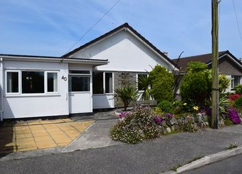 Thumbnail 3 bedroom detached bungalow for sale in Alexandra Close, Illogan, Redruth