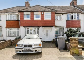 Thumbnail 4 bedroom terraced house for sale in Tokyngton Avenue, Wembley