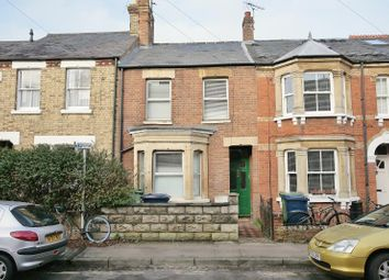 Thumbnail 5 bedroom terraced house to rent in Newton Road, Oxford