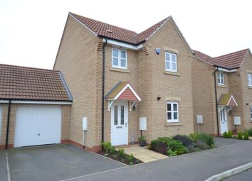 Thumbnail 3 bed detached house for sale in Wheat Hill End, Sileby, Leicestershire