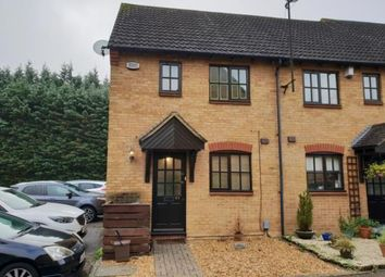 Thumbnail 2 bed end terrace house for sale in Horace Gay Gardens, Letchworth Garden City, Hertfordshire