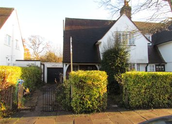3 bed semi-detached house for sale in Erskine Hill, London NW11