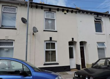 Thumbnail 2 bedroom terraced house to rent in Reginald Road, Southsea