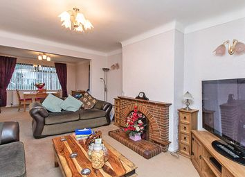 Thumbnail 4 bed semi-detached house for sale in Ridgewood Drive, Heswall, Wirral