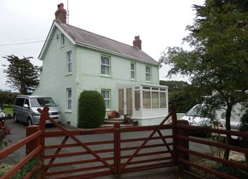 Thumbnail 4 bed country house for sale in Llaingarreglwyd, Nr. New Quay