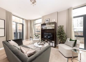 Thumbnail 1 bedroom flat to rent in Roosevelt Tower, 18 Williamsburg Plaza, Manhattan Plaza, Canary Wharf