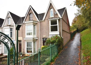 Thumbnail 4 bed semi-detached house for sale in The Grove, Uplands, Swansea