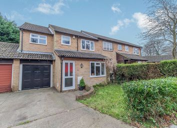 Thumbnail 4 bed terraced house for sale in Tavistock Close, Walderslade Woods, Chatham