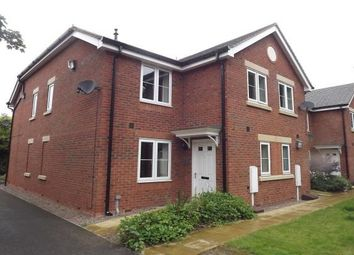 Thumbnail 2 bed end terrace house to rent in Stavely Way, Gamston, Nottingham