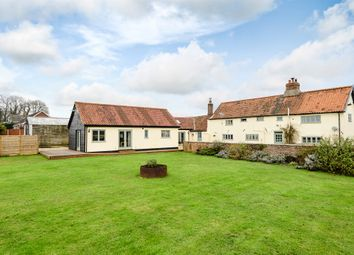 Thumbnail 5 bedroom farmhouse for sale in Watton Road, Barford, Norwich