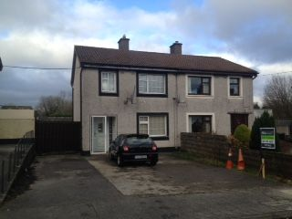 Thumbnail 3 bed semi-detached house for sale in St Columbas Place, Tullamore, Offaly