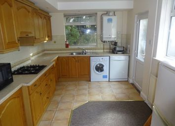 Thumbnail 4 bedroom semi-detached house to rent in Lenton Boulevard, Lenton, Nottingham