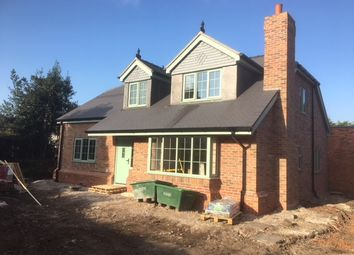 Thumbnail 4 bed detached house for sale in Pinfold Lane, Tarporley, Cheshire East