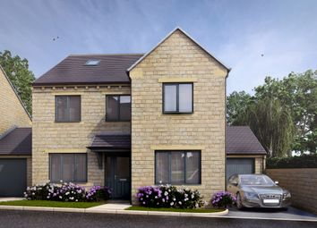 Thumbnail 5 bed detached house for sale in Plot 4, Howarth Gardens, Old Guy Road, Queensbury