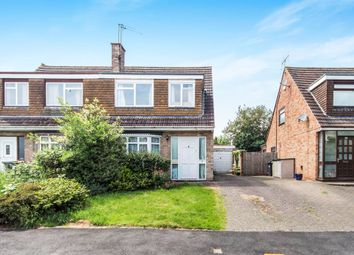 Thumbnail 3 bed semi-detached house for sale in Keeling Road, Kenilworth
