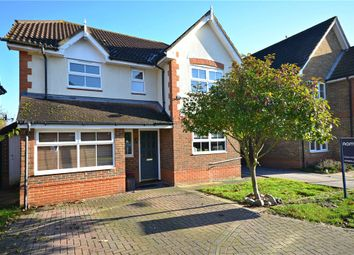 Thumbnail 4 bed detached house for sale in Gloucestershire Lea, Warfield, Bracknell
