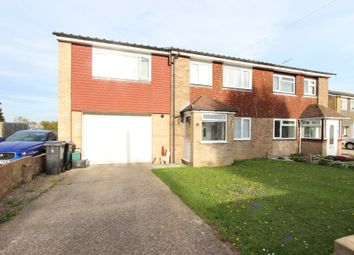 Thumbnail 4 bed semi-detached house for sale in St Richards Road, Deal