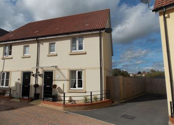 Thumbnail 3 bed semi-detached house for sale in Garston Mead, Frome