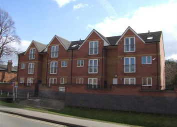 Thumbnail 2 bed flat to rent in Jordean Court, Brook Street, Sileby