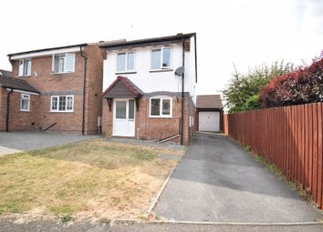 Thumbnail 3 bed detached house for sale in Bluebell Drive, Aylestone, Leicester