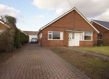 Thumbnail 3 bed bungalow for sale in Brigg Road, Broughton, Brigg