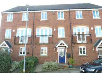 Thumbnail 4 bed terraced house for sale in Fairway Meadows, Ullesthorpe, Lutterworth