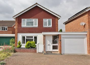 Thumbnail 4 bed link-detached house for sale in Briars Close, Pangbourne, Reading