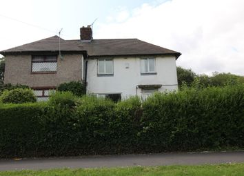 Thumbnail 2 bedroom semi-detached house for sale in Deerlands Avenue, Sheffield