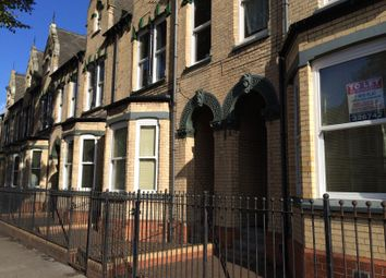 Thumbnail 1 bed flat to rent in Beverley Road, Hull