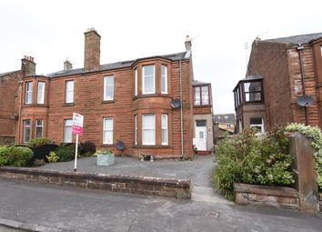 Thumbnail 1 bed flat for sale in Welbeck Crescent, Troon