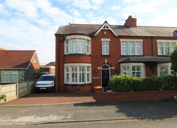 Thumbnail 4 bed semi-detached house for sale in Bleak Hill Road, Windle, St Helens