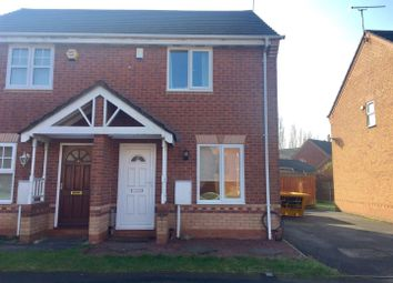 Thumbnail 2 bed property for sale in Charlecote Walk, Nuneaton
